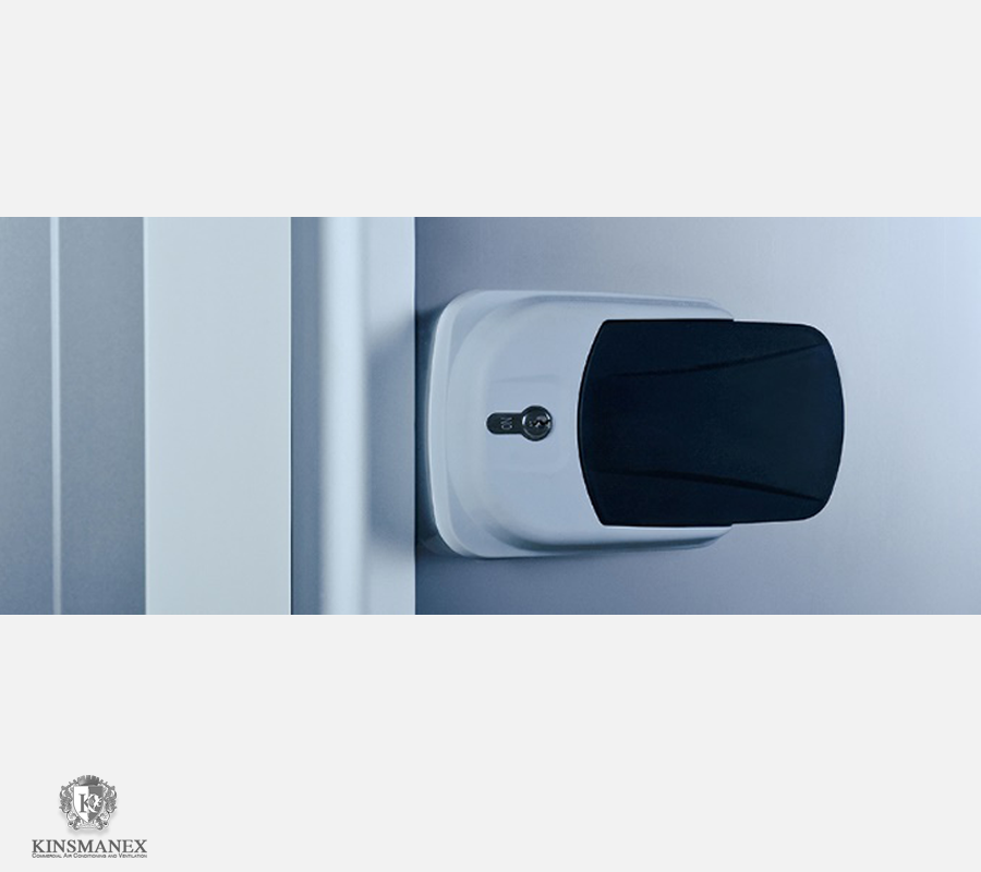cold room design lock