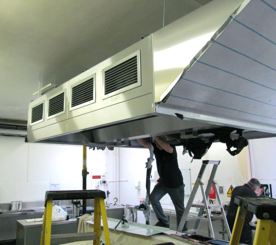 Kinsman Kitchens: Design And Fabrication